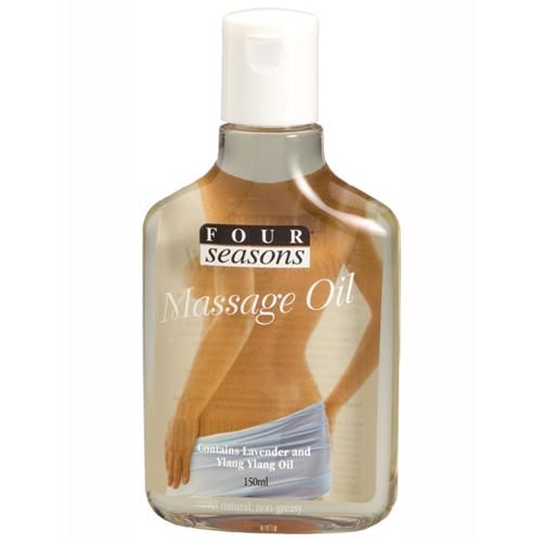 Four Seasons Lavender & Ylang Ylang Massage Oil