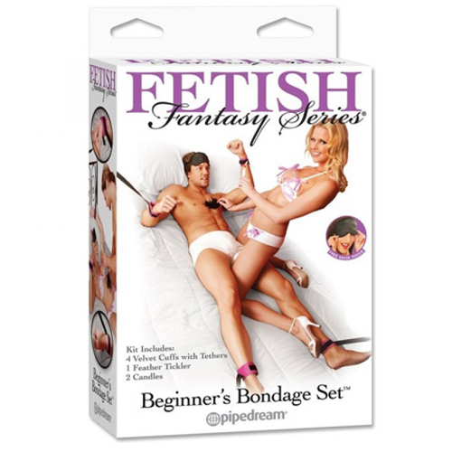 Fetish Fantasy Series Beginner Bondage Set