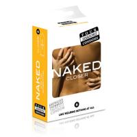 Four Seasons Naked Closer Condoms 6s