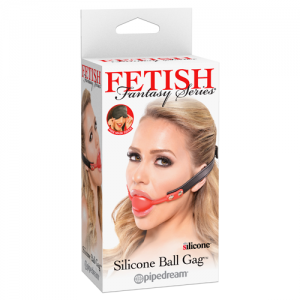 Fetish Fantasy Series Silicone Ball Gag