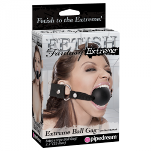 Fetish Fantasy Extreme Ball Gag