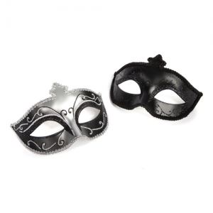 Masks On Masquerade Mask Twin Pack