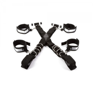 Stand to Attention Over the Door Restraint Set