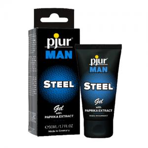 pjur MAN Steel Gel 50 ml